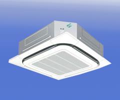 エアコンの増設 業務用(天井取付タイプ)